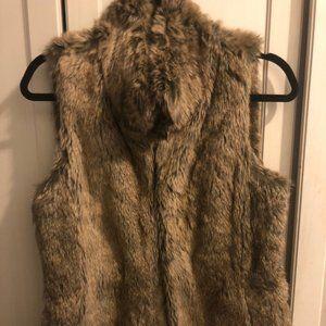 Luxe Faux Fur Vest